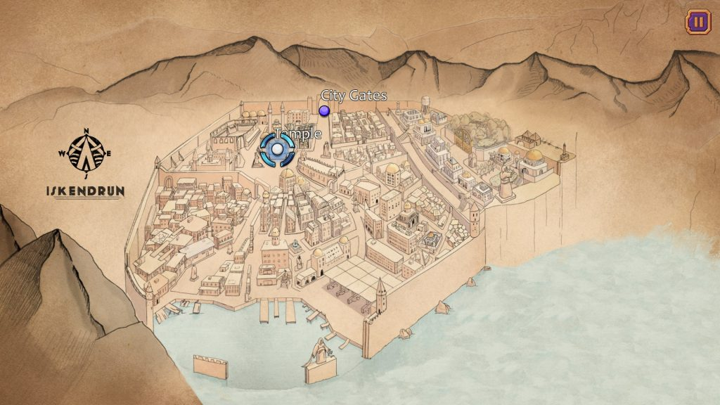 The City Of Iskendrun