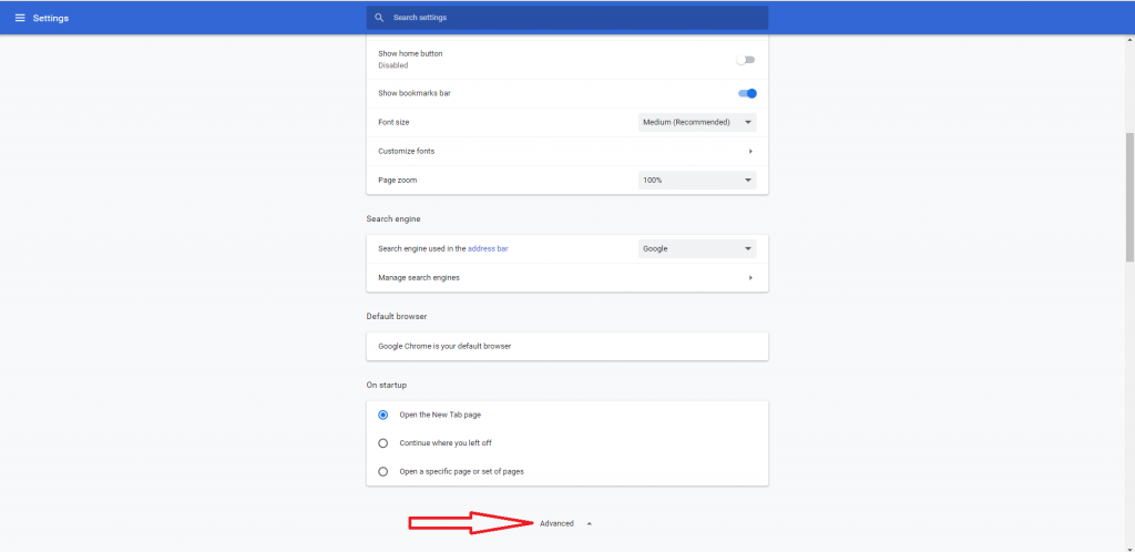Google Chrome Optimization