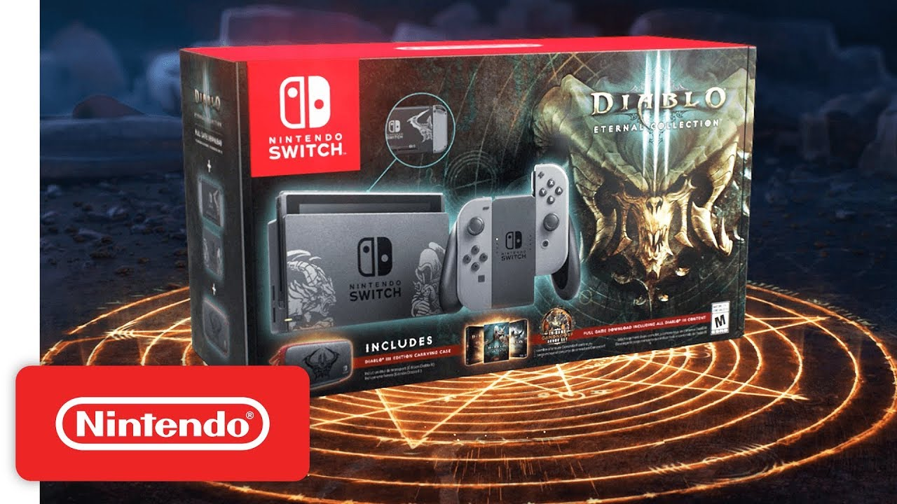 Switch box for eternal Collection
