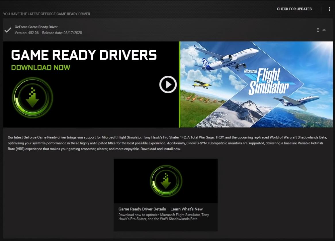 Best Nvidia Settings for Microsoft Flight Simulator 2020