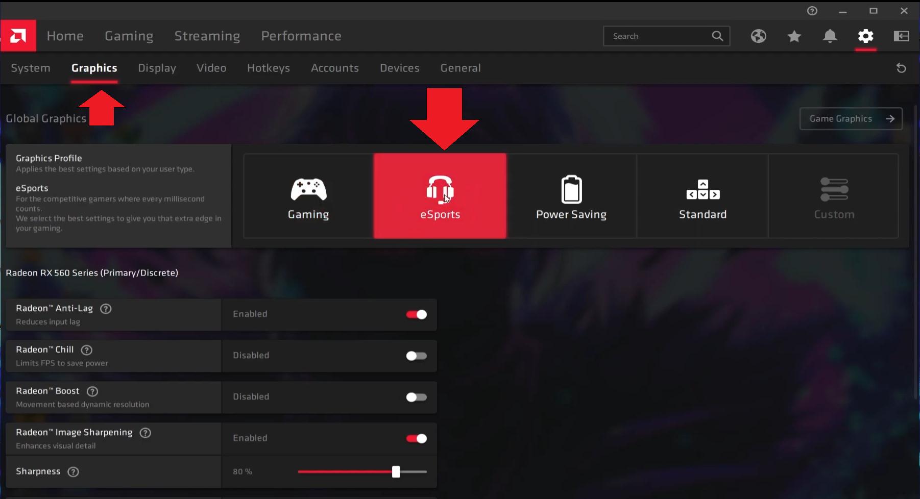 Best AMD Settings For Apex Legends