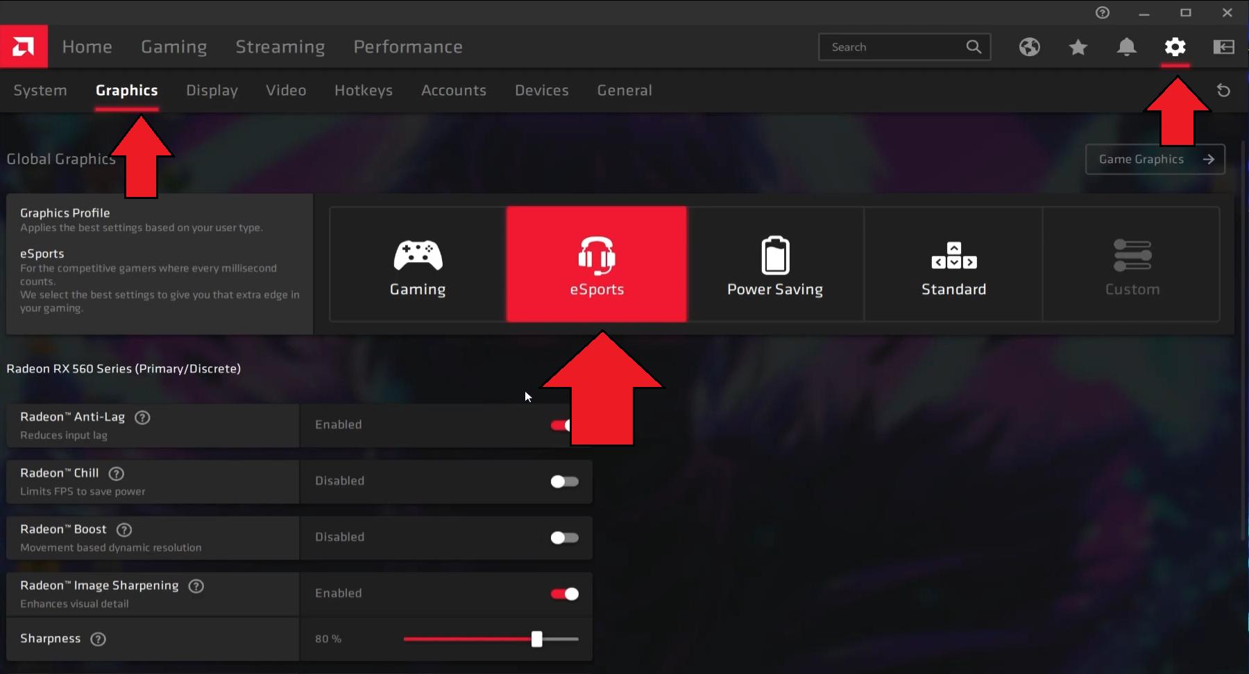 Best AMD Settings For GTA V