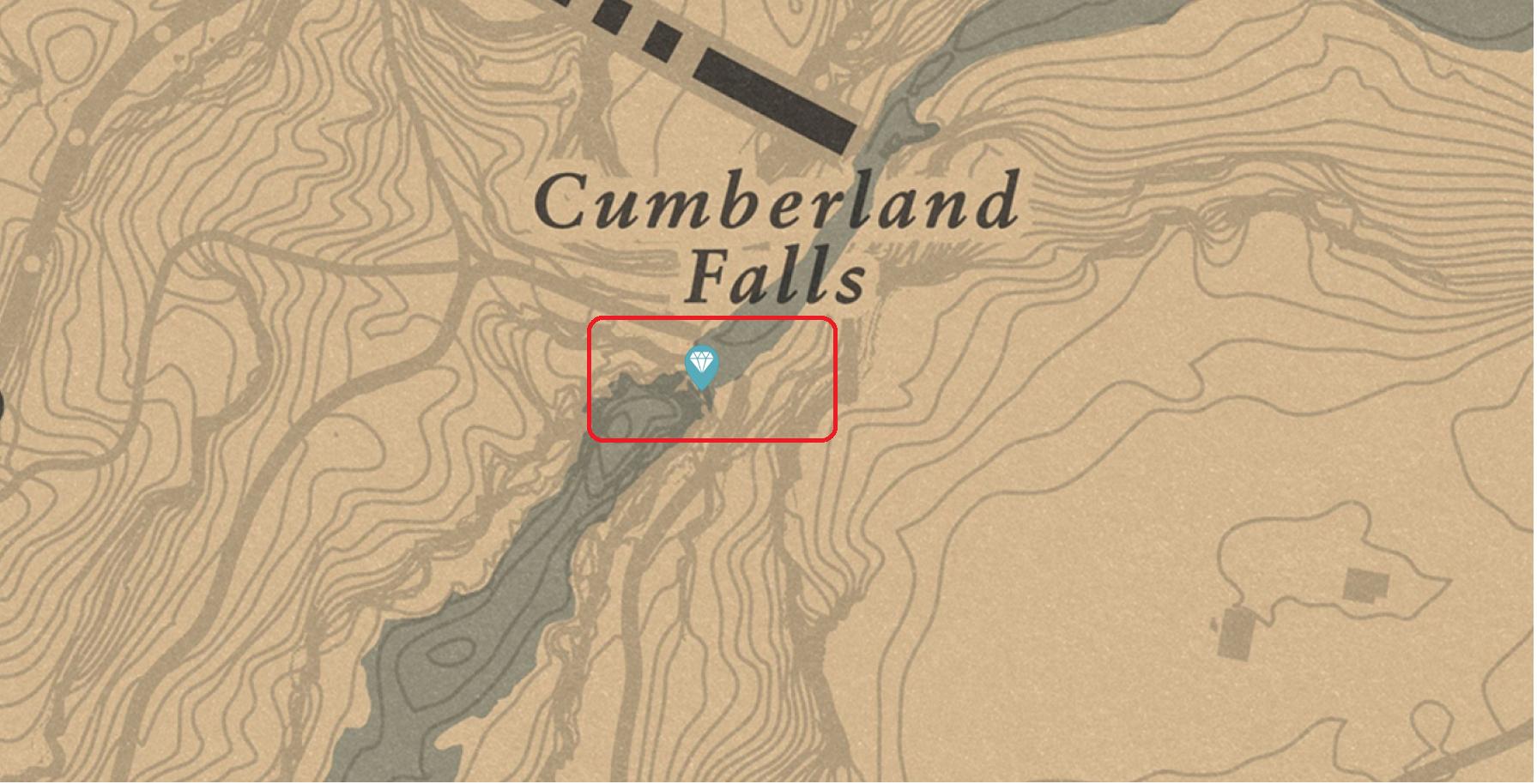 High Stake Treasure Map 2