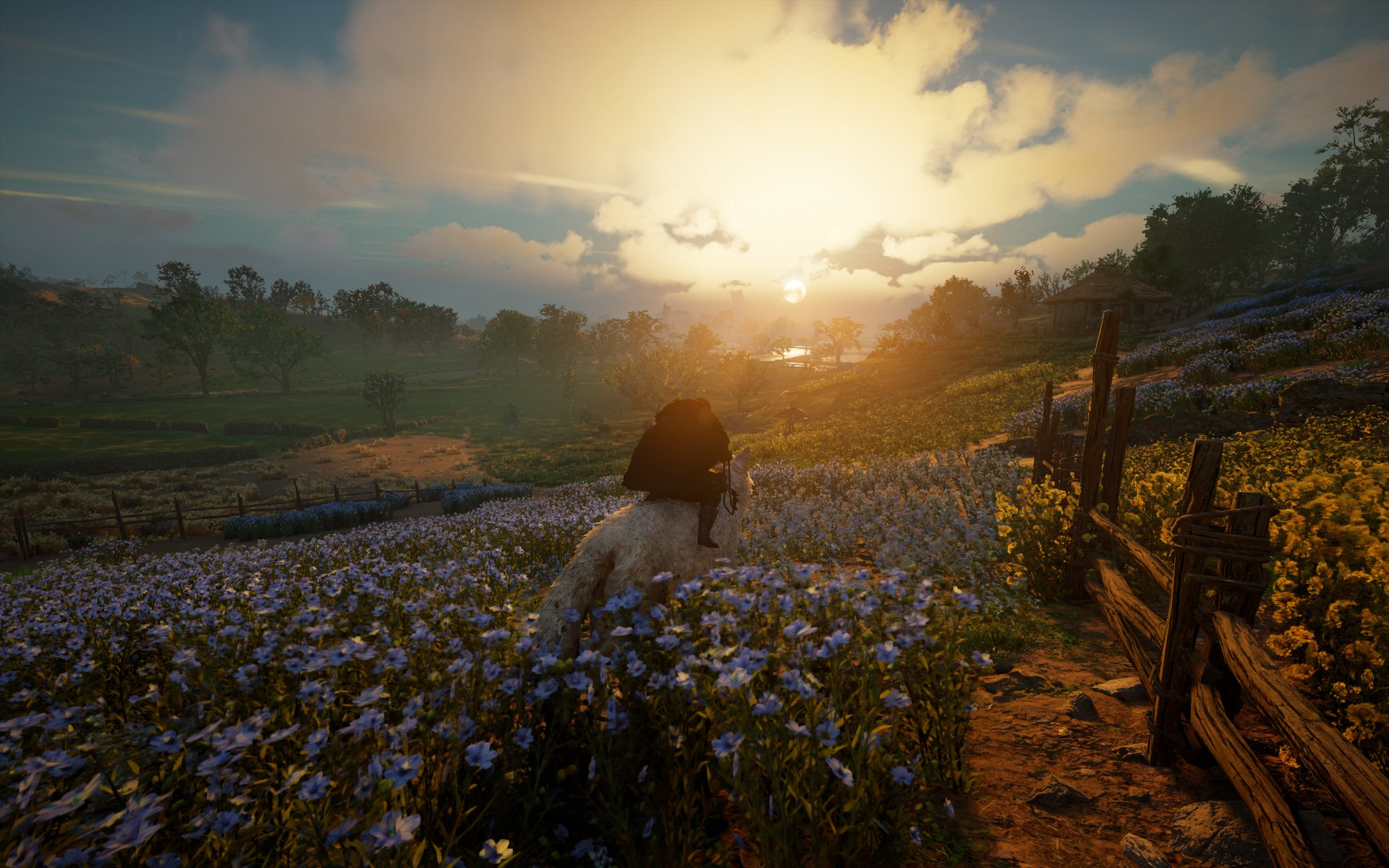 Best Assassins Creed Valhalla PC Settings