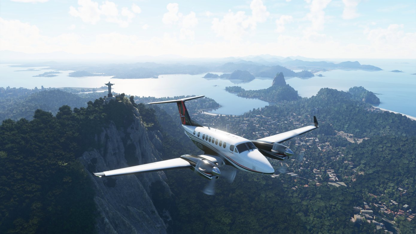Microsoft Flight Simulator Guide