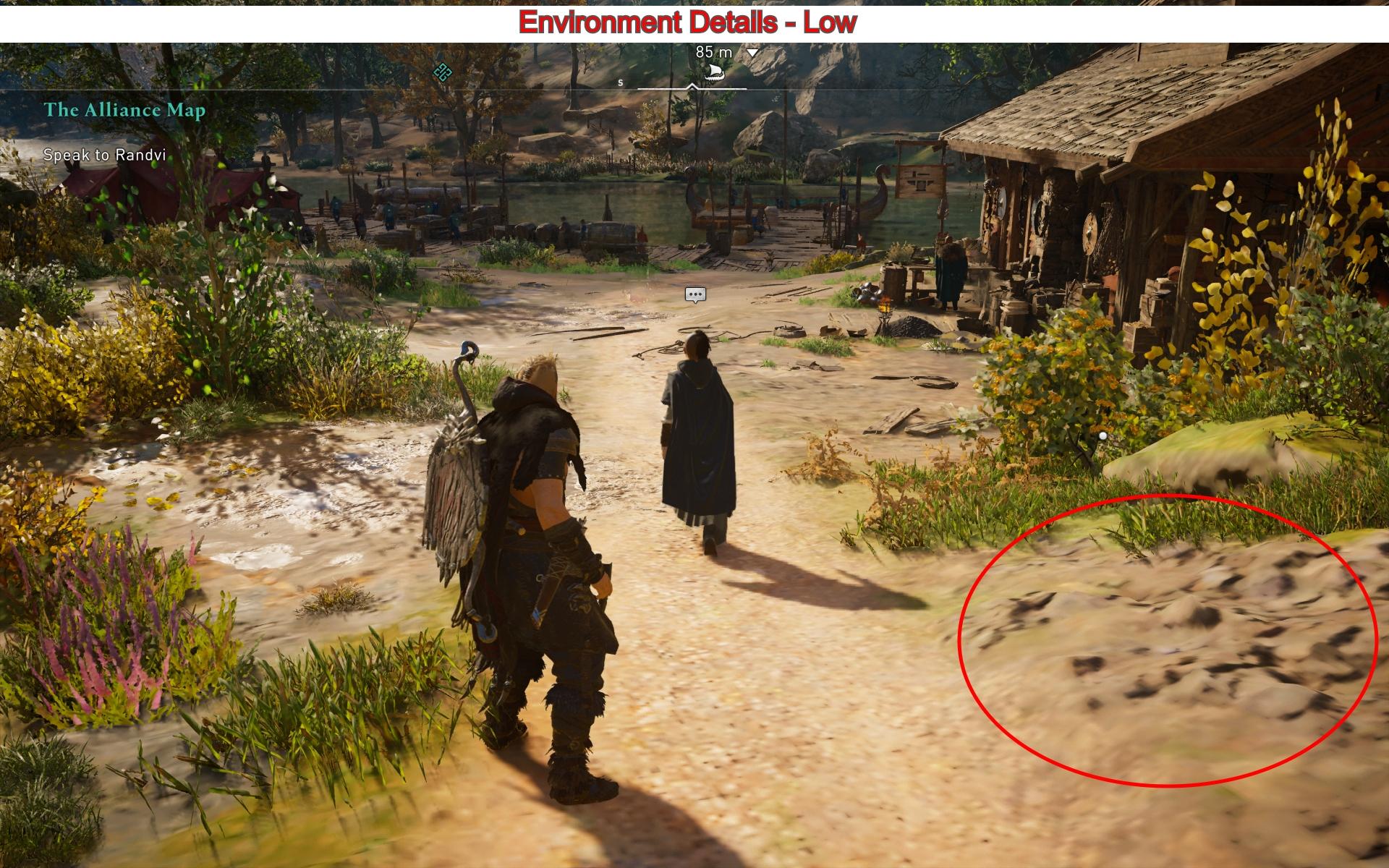 Assassins Creed Valhalla PC Settings