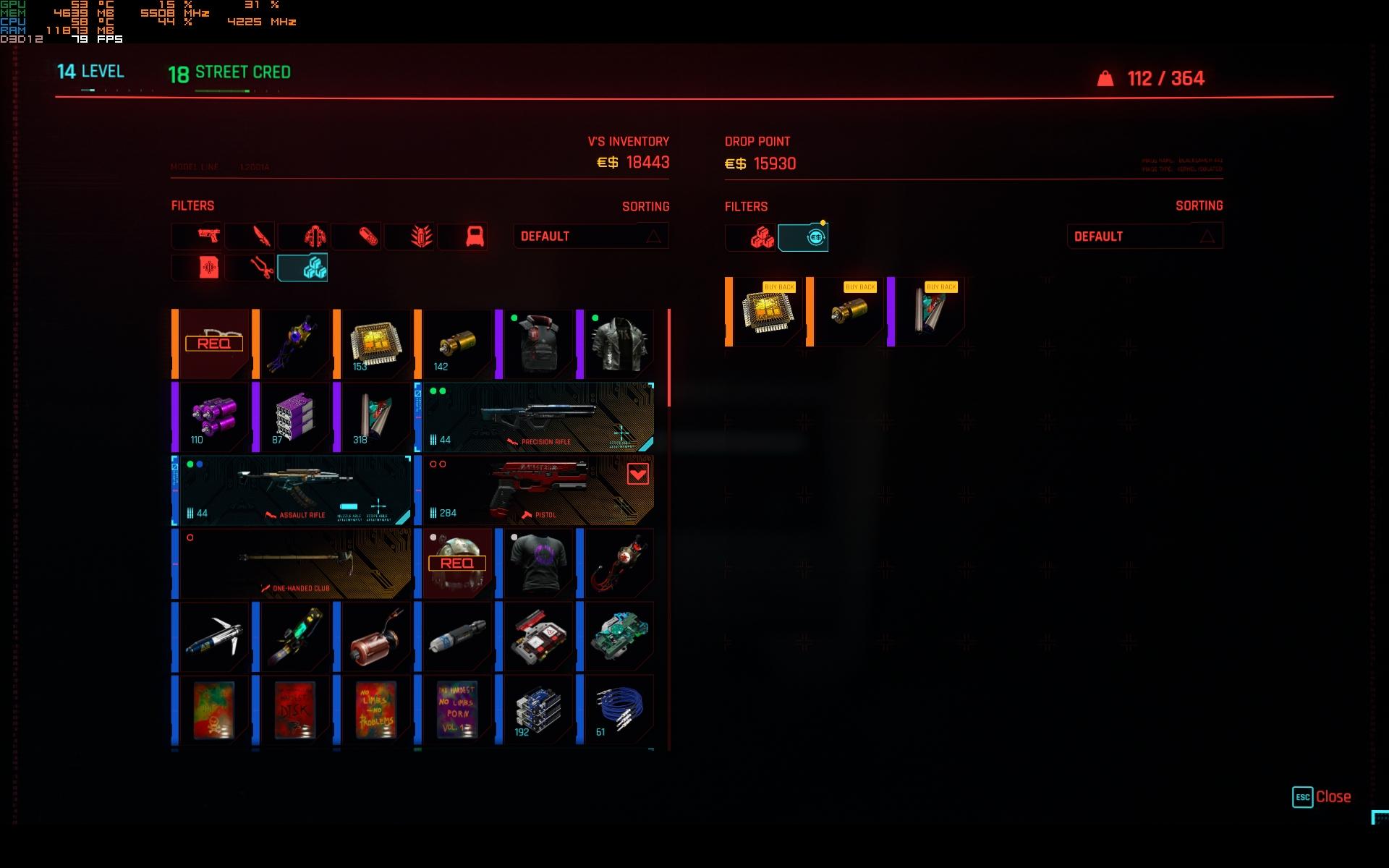 Unlimited Money Cyberpunk 2077