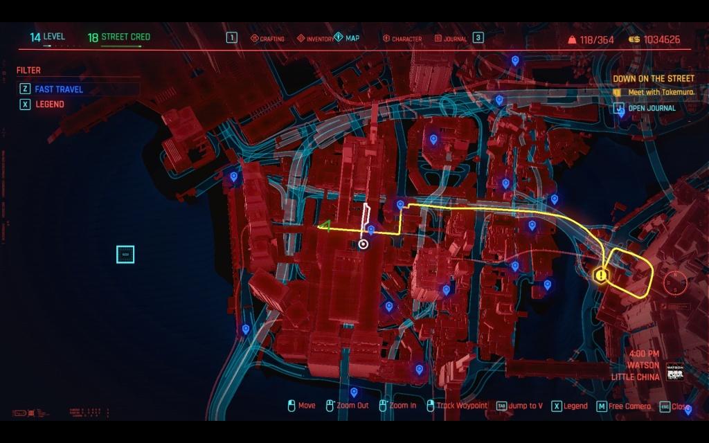 legendary clothes locations cyberpunk 2077