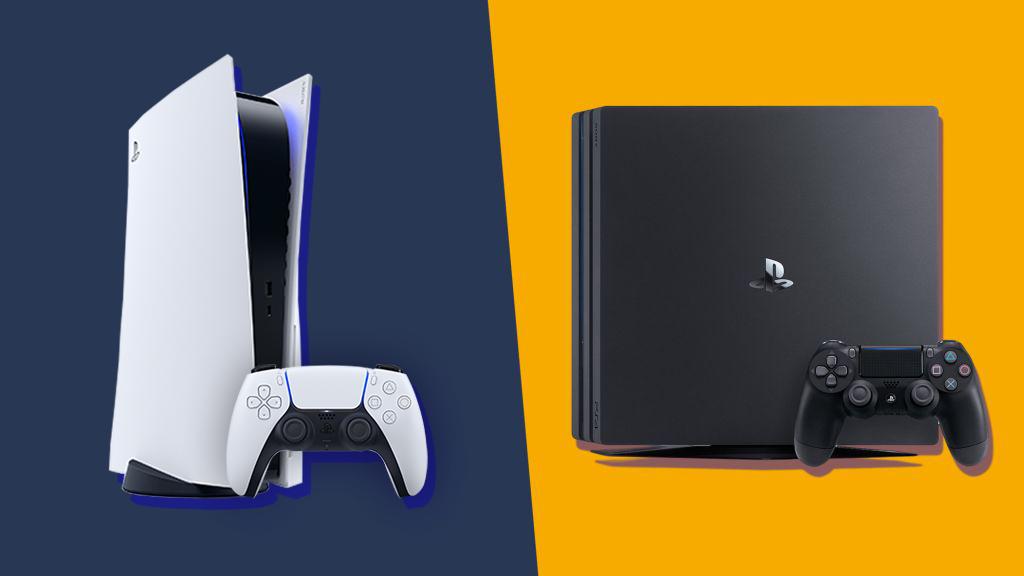 PlayStation 5 and PlayStation 4