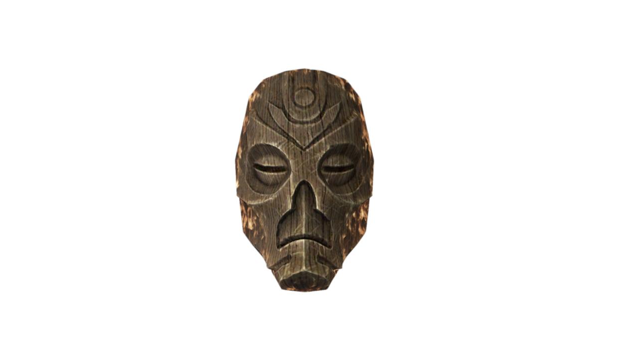 skyrim dragon priest masks