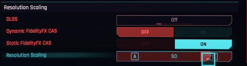 Best AMD Settings For Cyberpunk 2077