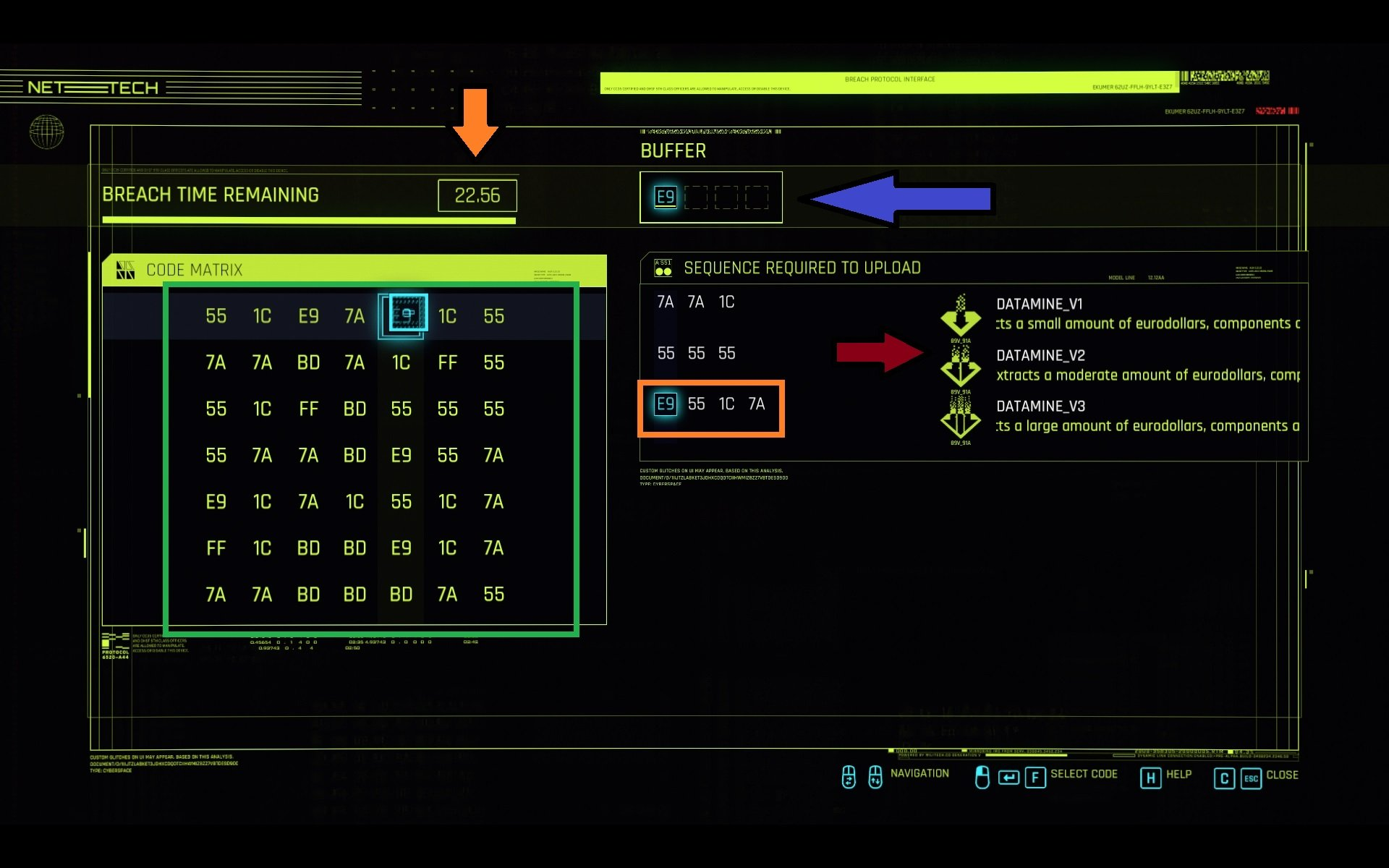 Breach Hacking Cyberpunk 2077