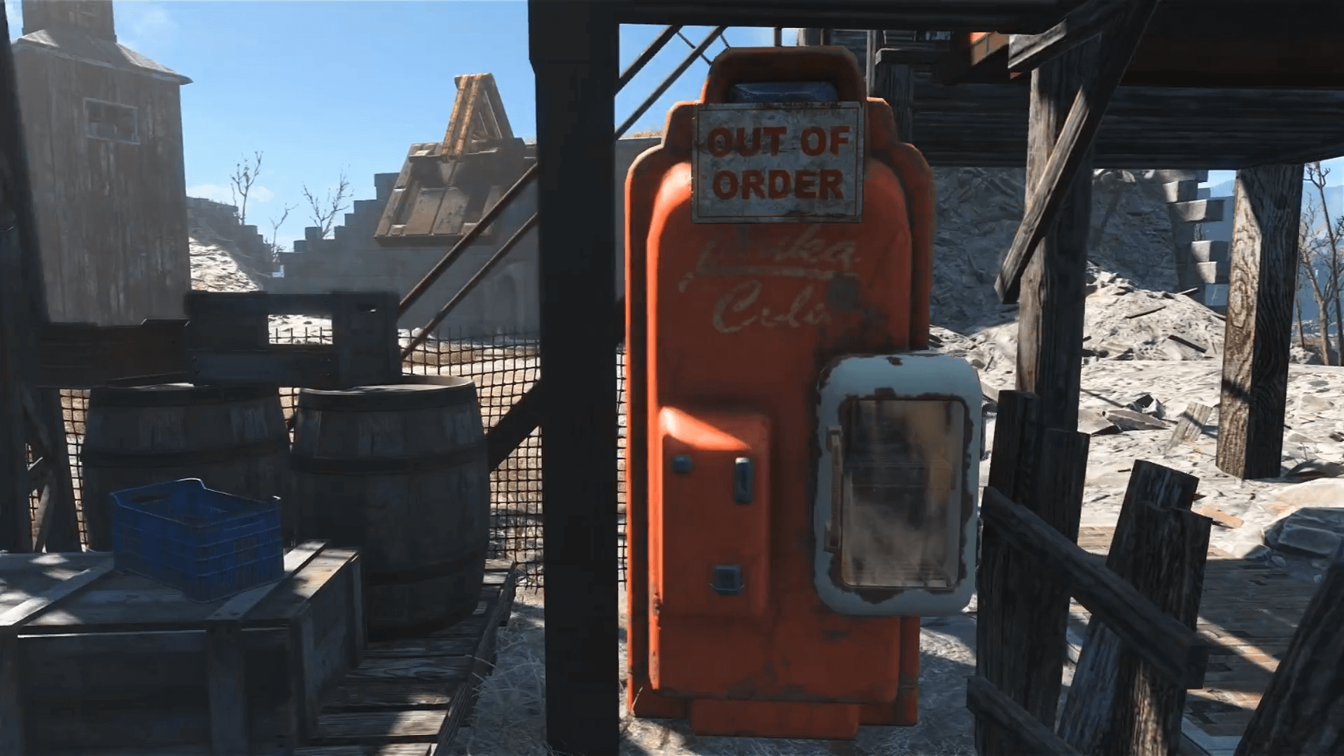 junk in Fallout 4