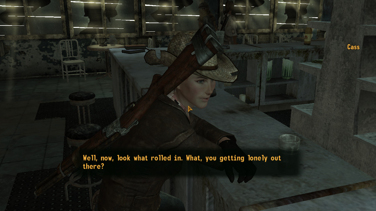 Fallout New Vegas Companions