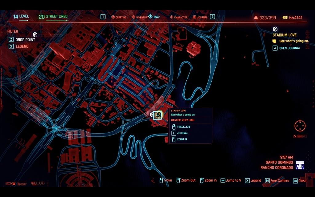 Legendary Weapons Cyberpunk 2077