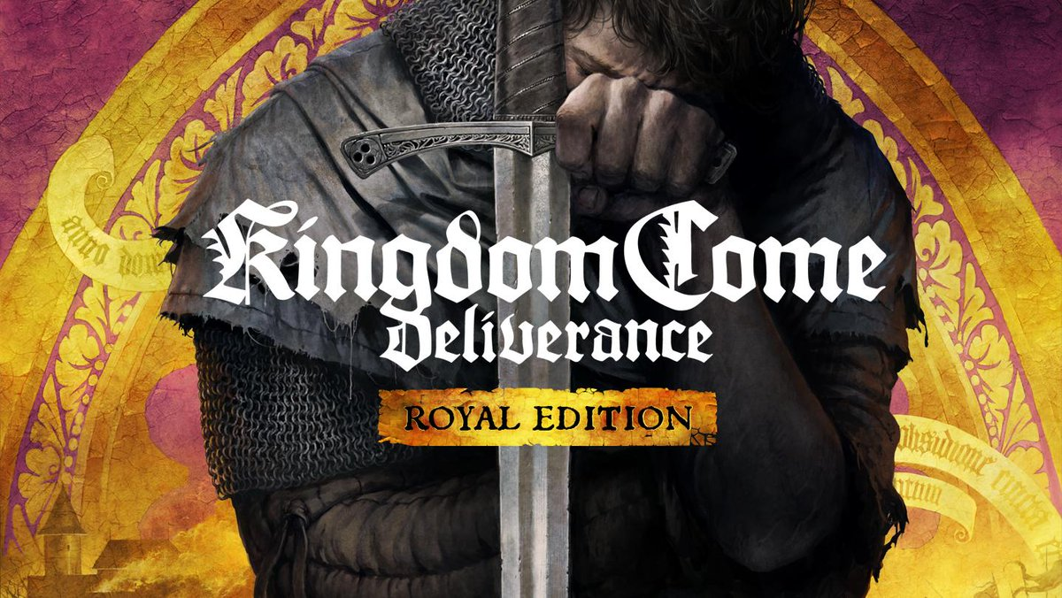 Kingdom Come Deliverance Royal Edition Switch