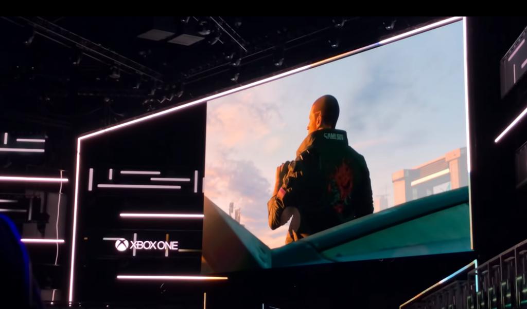Cyberpunk 2077 E3 Demo Fake