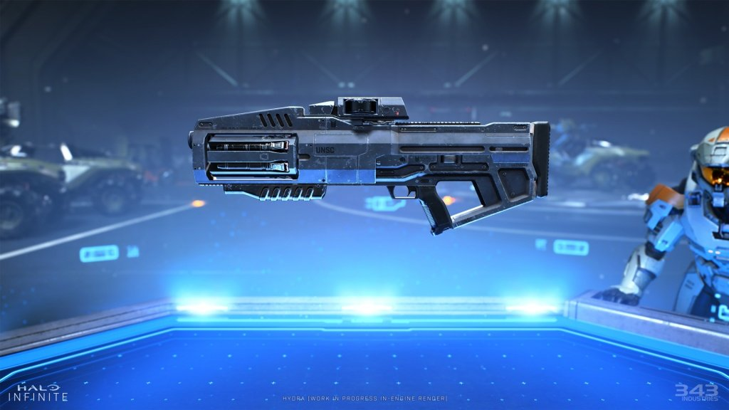 Halo Infinite Weapons