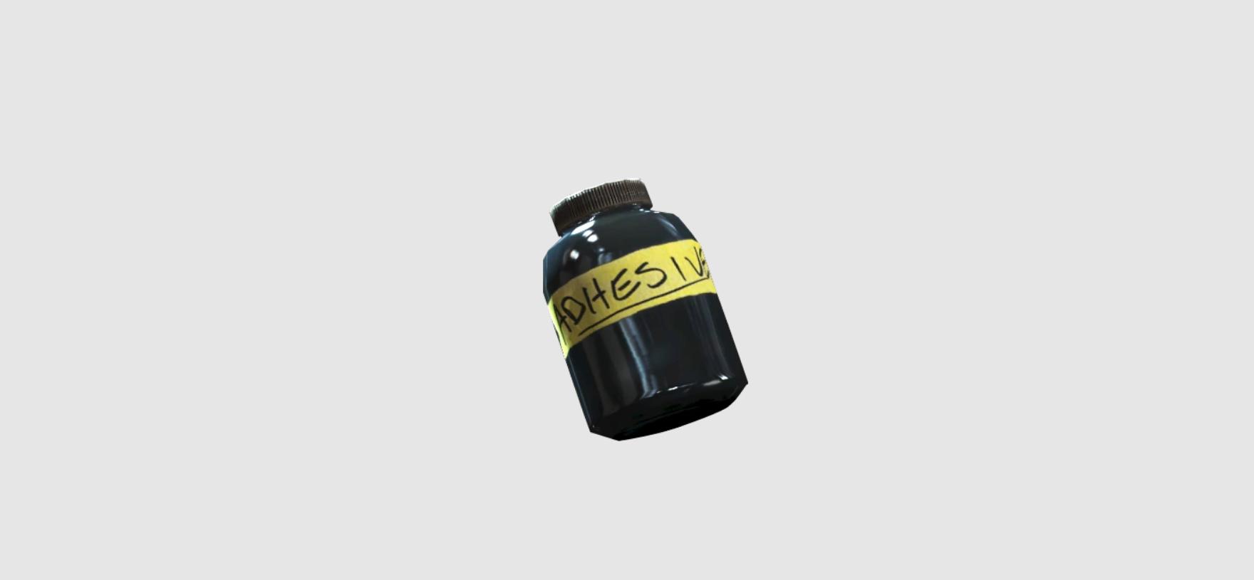 Fallout Adhesive 4