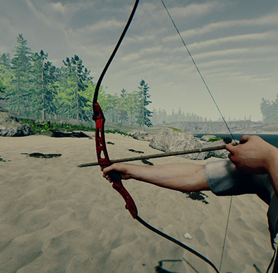 the forest modern bow