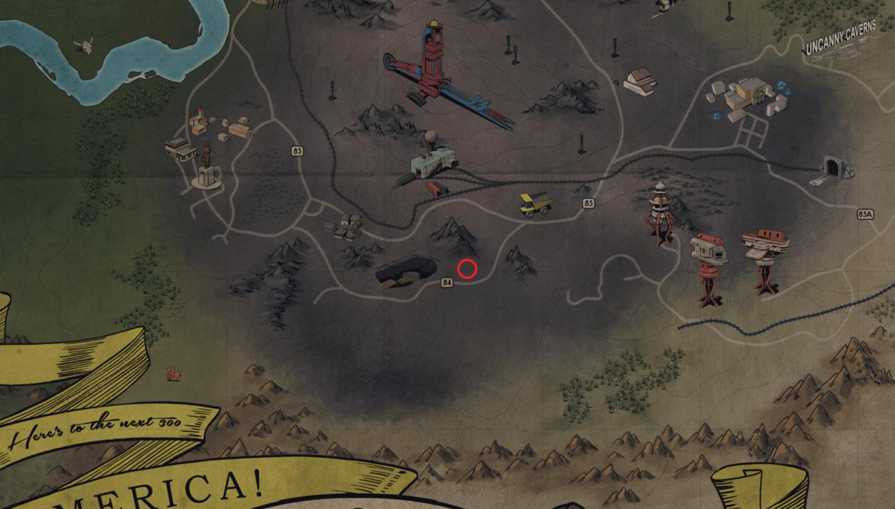 Fallout 76 Treasure Maps