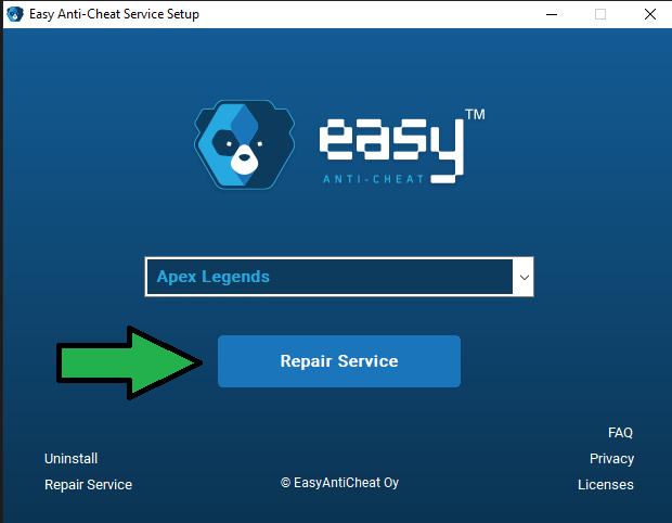 apex Legends Infinite Loading Screen