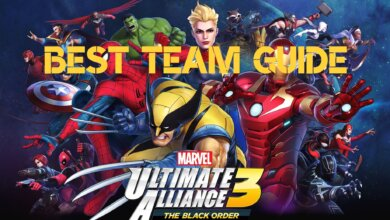 Marvel Ultimate Alliance 3 Best Team