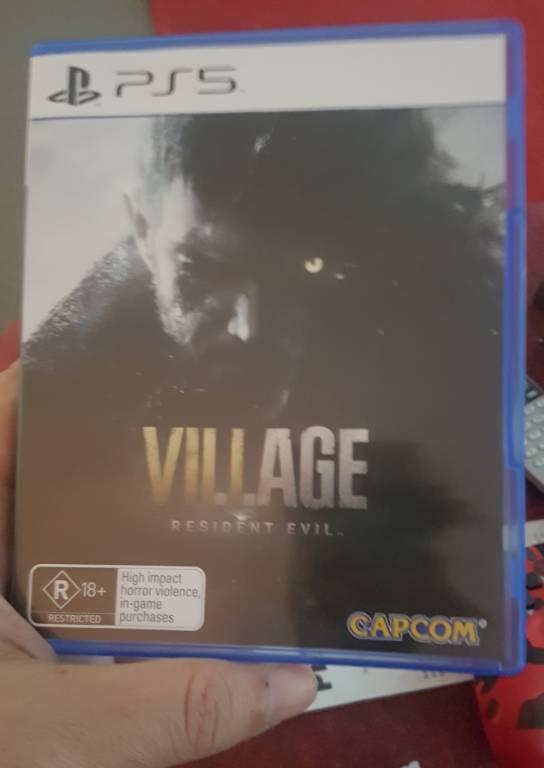 Resident Evil Village Leaked