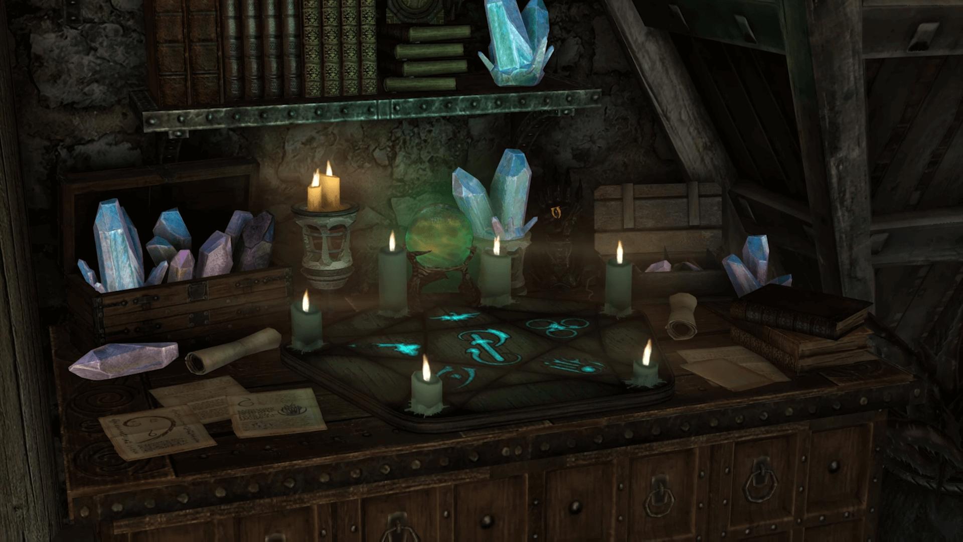 Skyrim Fortify Enchanting
