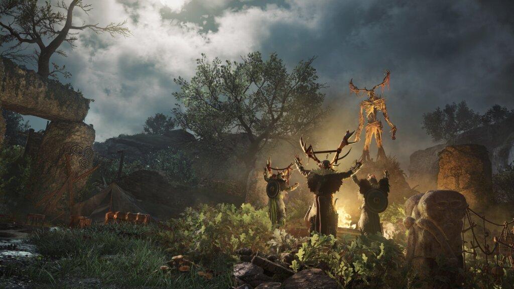 Wrath of the Druids Screenshot #2