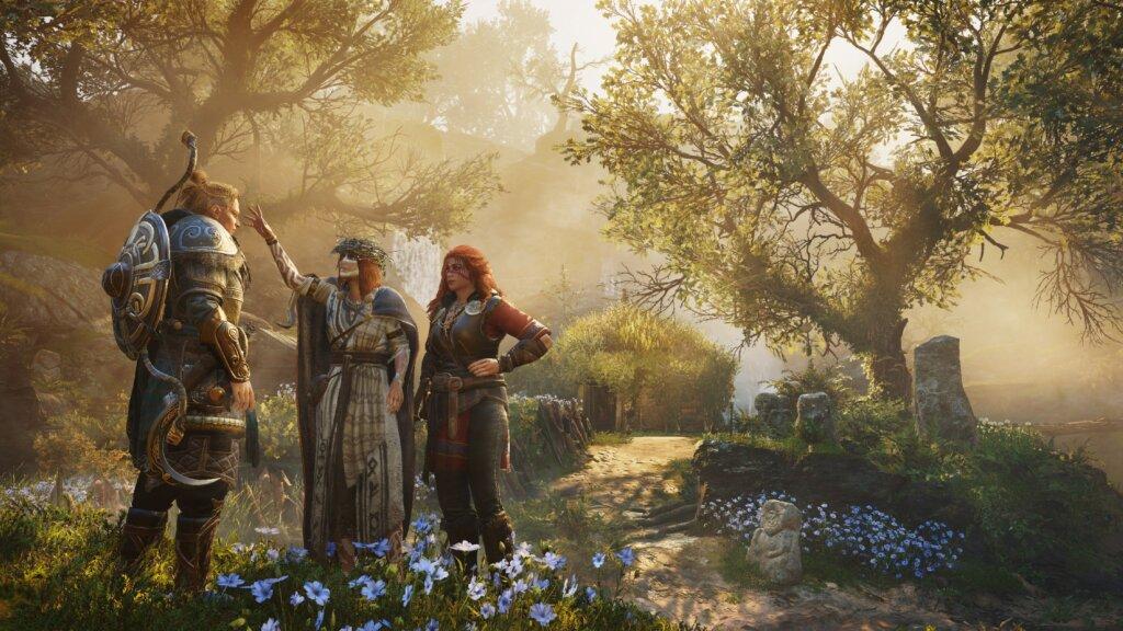 Wrath of the Druids Screenshot #1