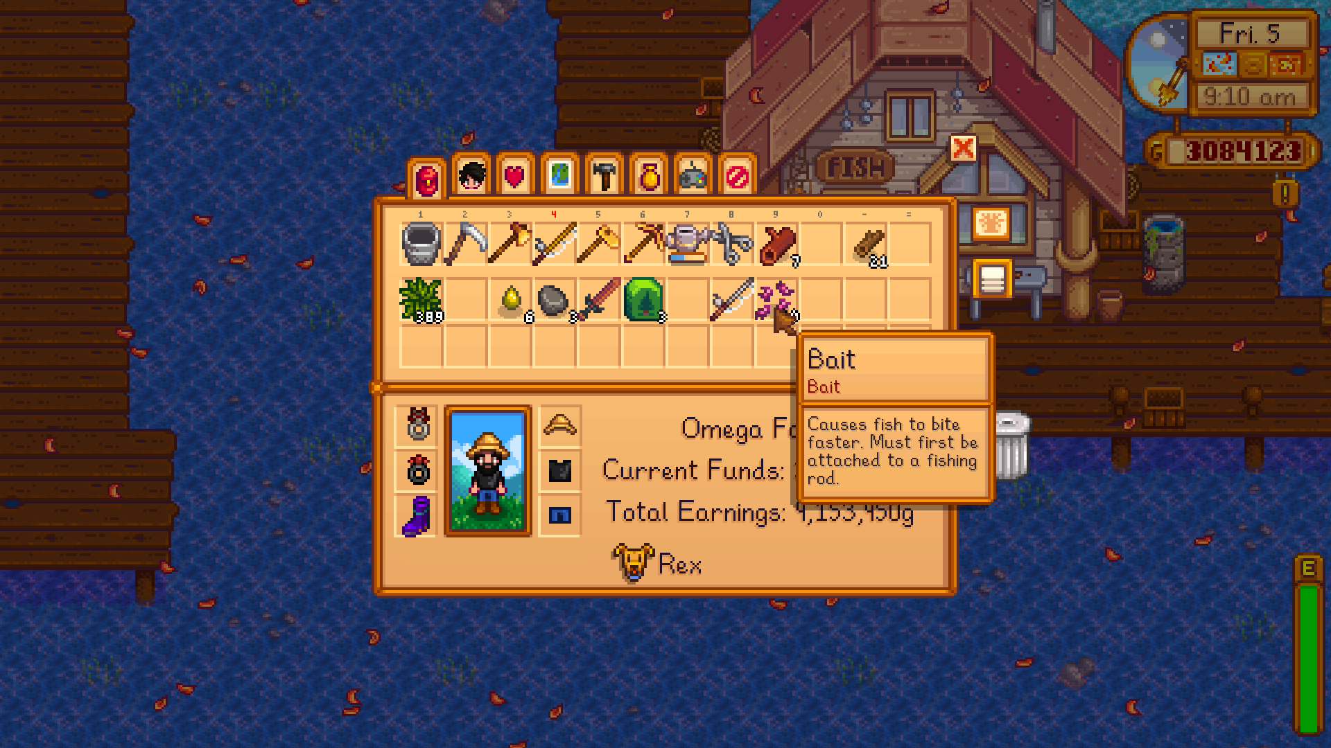 How To Use Bait Stardew Valley