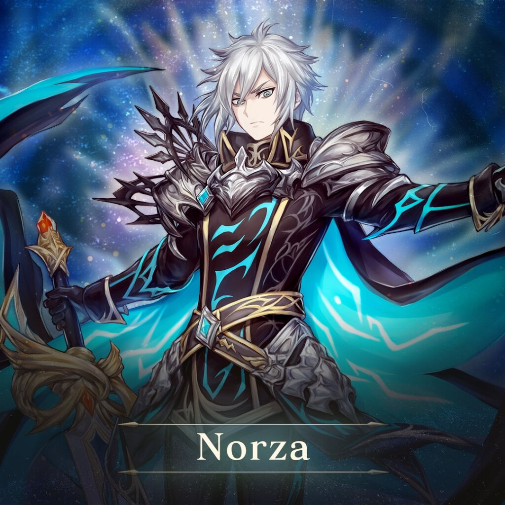 Evertale Norza