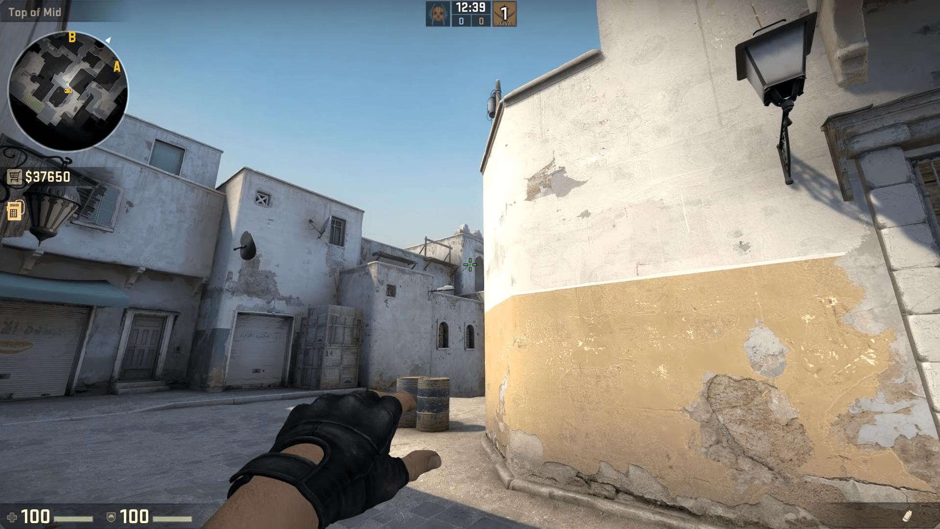 Best Grenade Spots Dust 2
