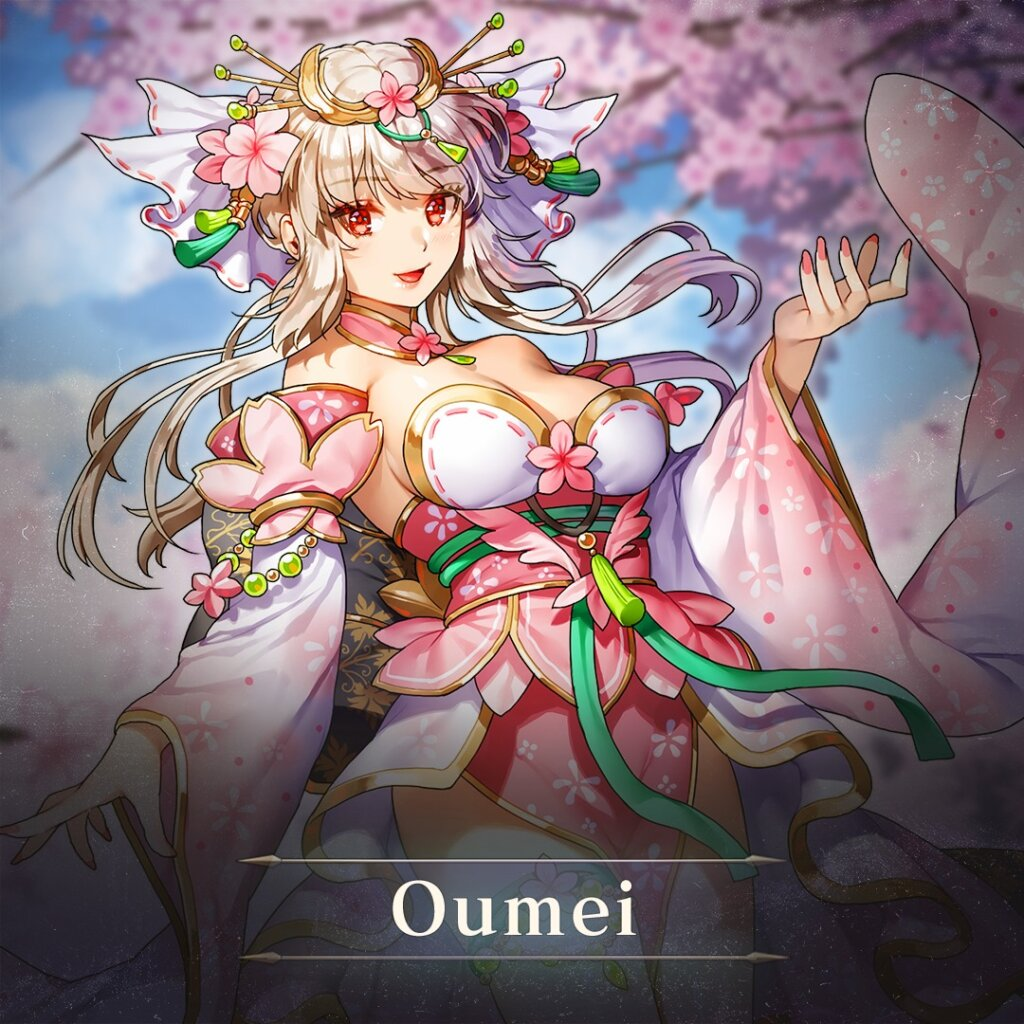 Evertale Oumei (Earth)