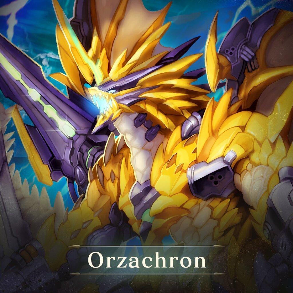 Evertale Orzachron (Storm)