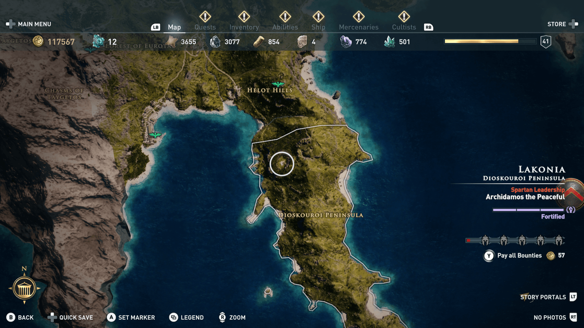 Assassin's Creed Odyssey Daughters of Artemis
