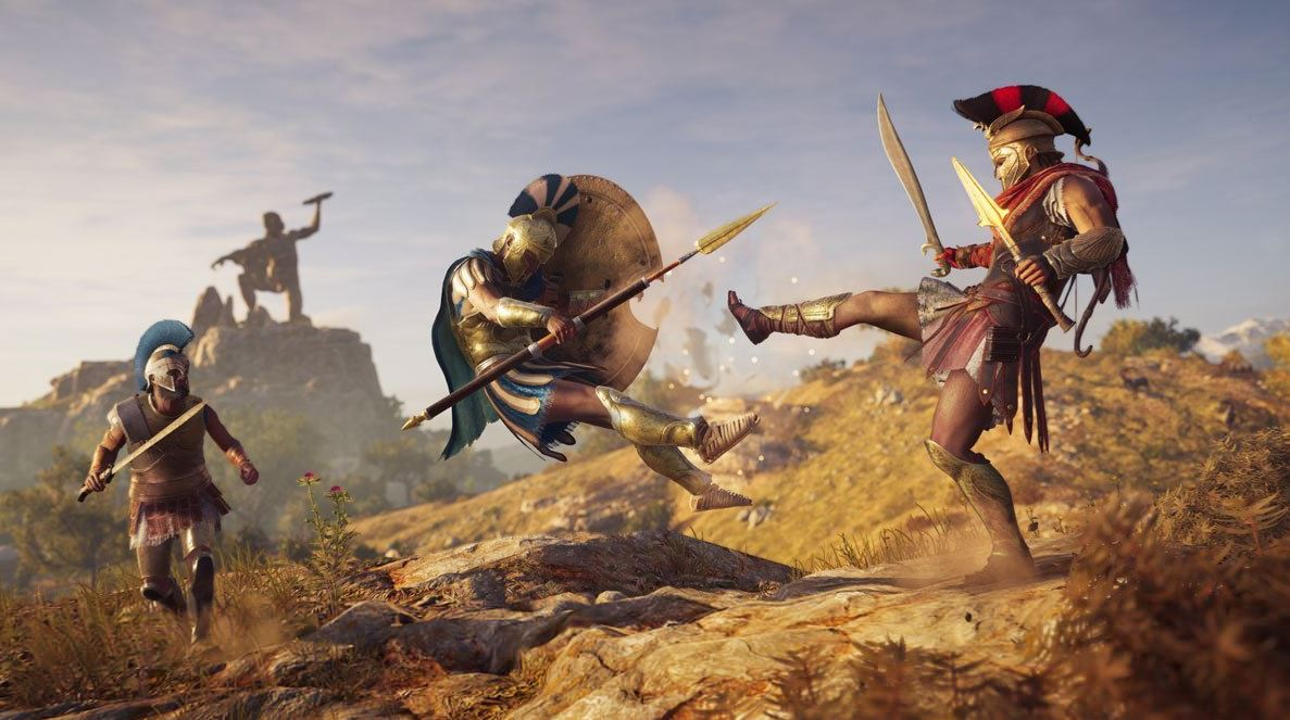 Assassin's Creed Odyssey Max Level