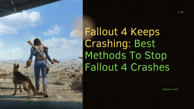 Fallout 4 Keeps Crashing