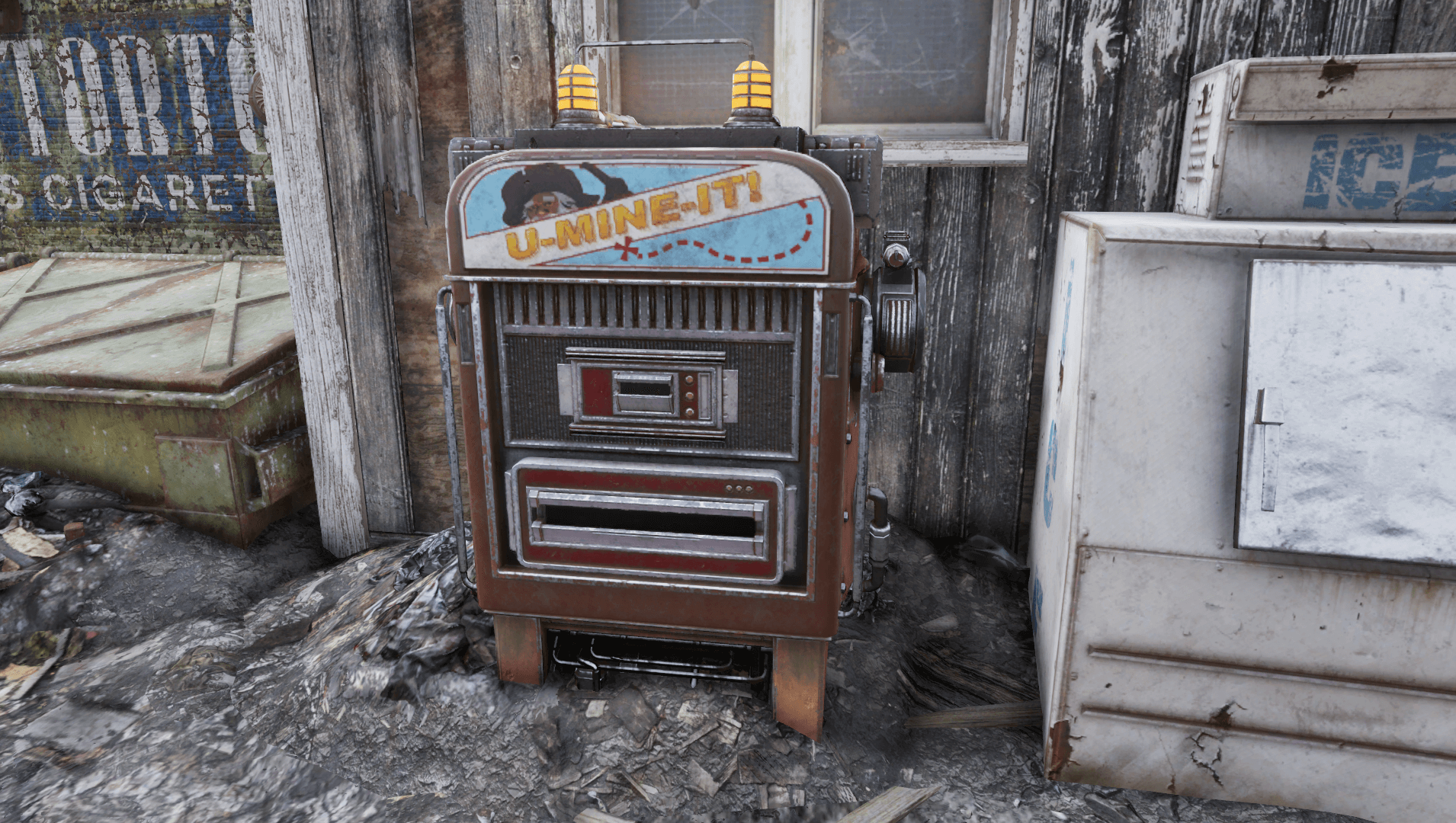 Fallout 76 Black Titanium