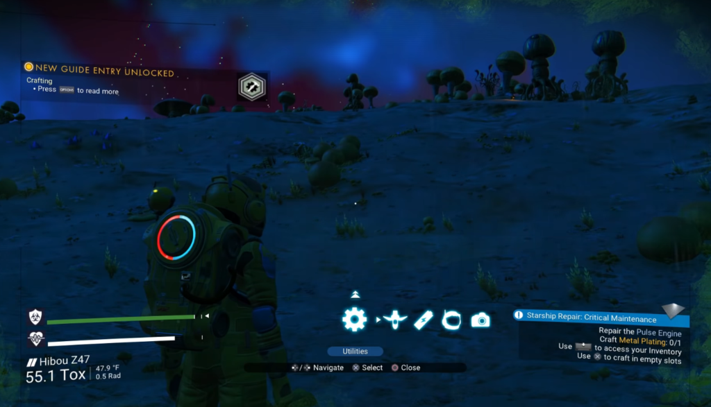 no man's sky first person