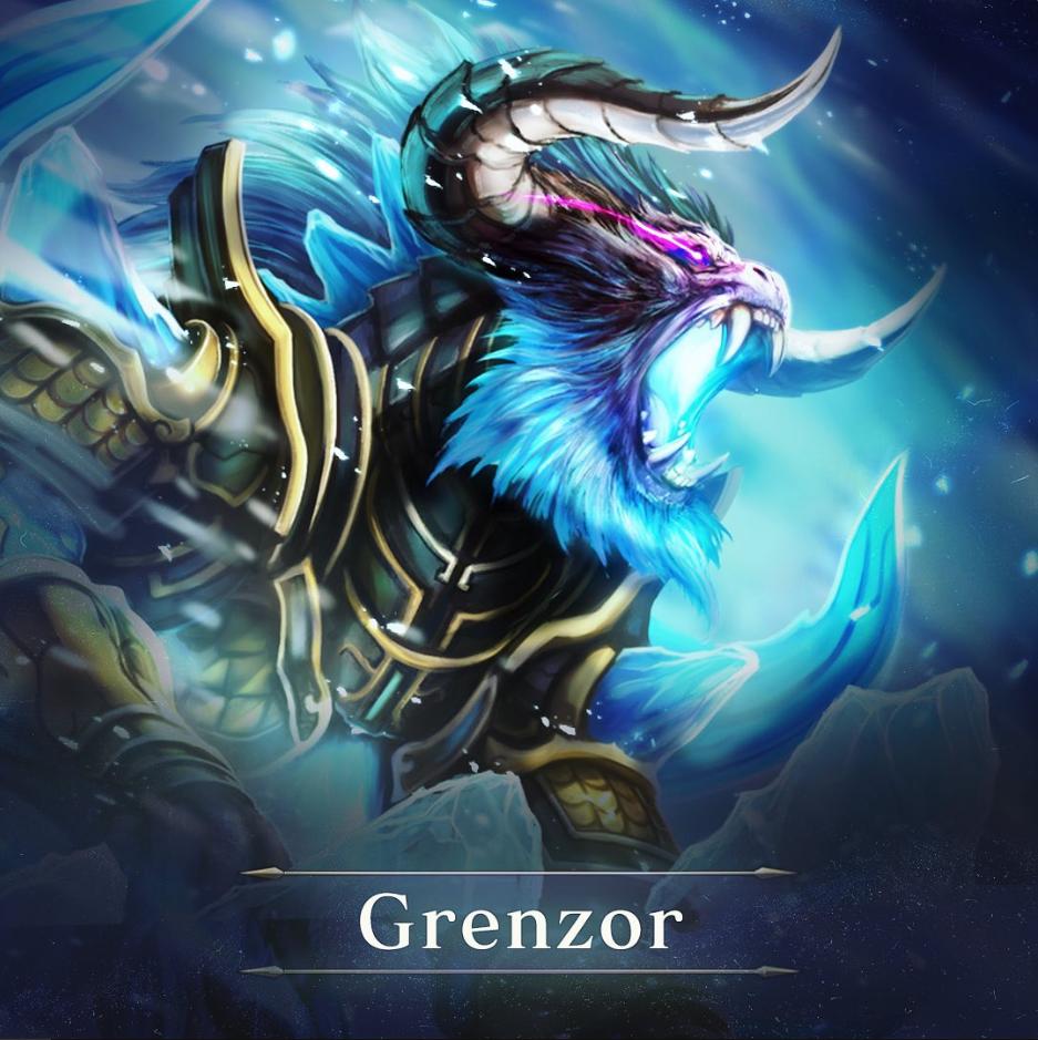 Evertale Grezon