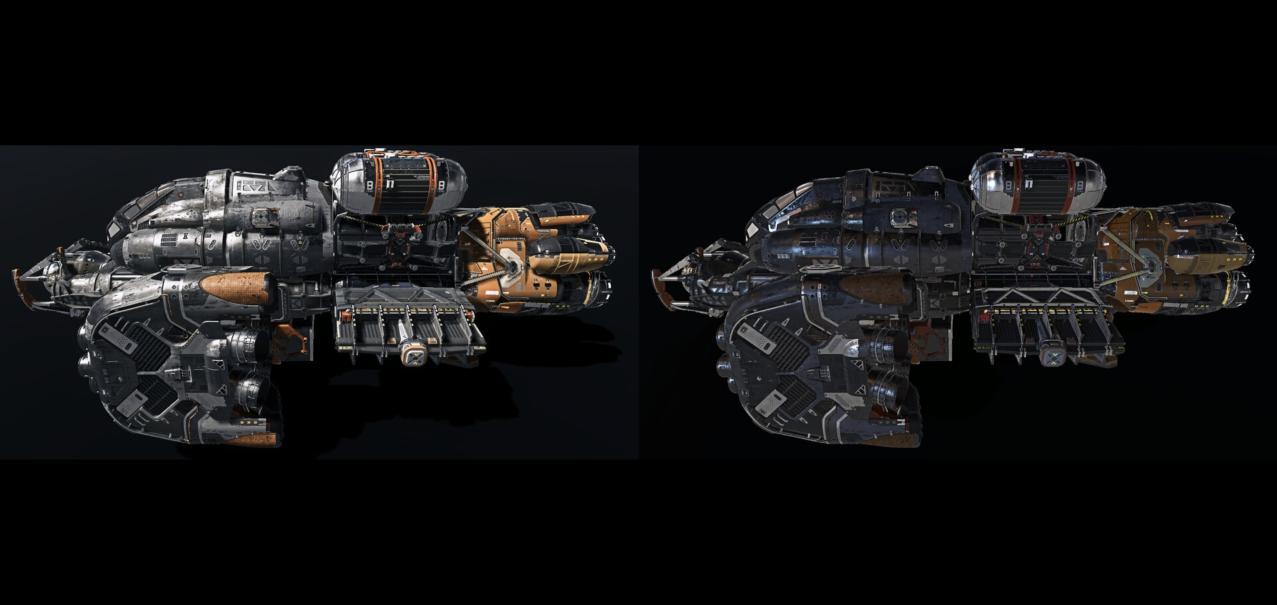 Starfield Old Leak (Left) vs New Leak (Right)