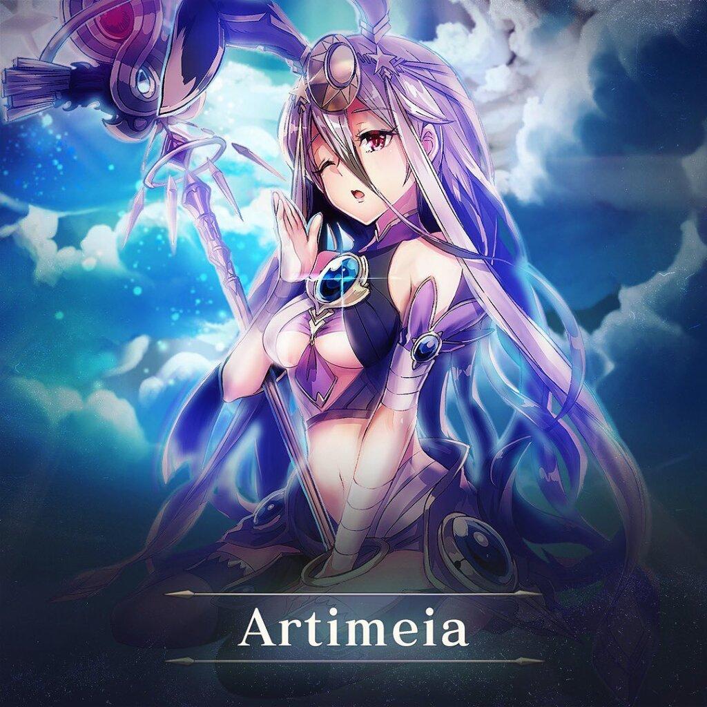 Evertale Artimeia