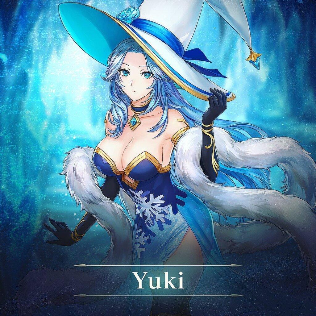 Evertale Yuki (Water)