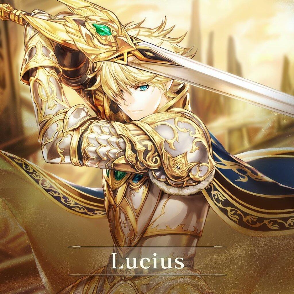 Evertale Lucius