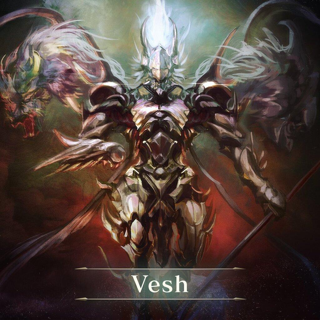 Evertale Vesh (Earth)