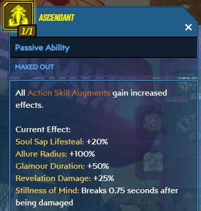 Ascendant - Mystical Assault