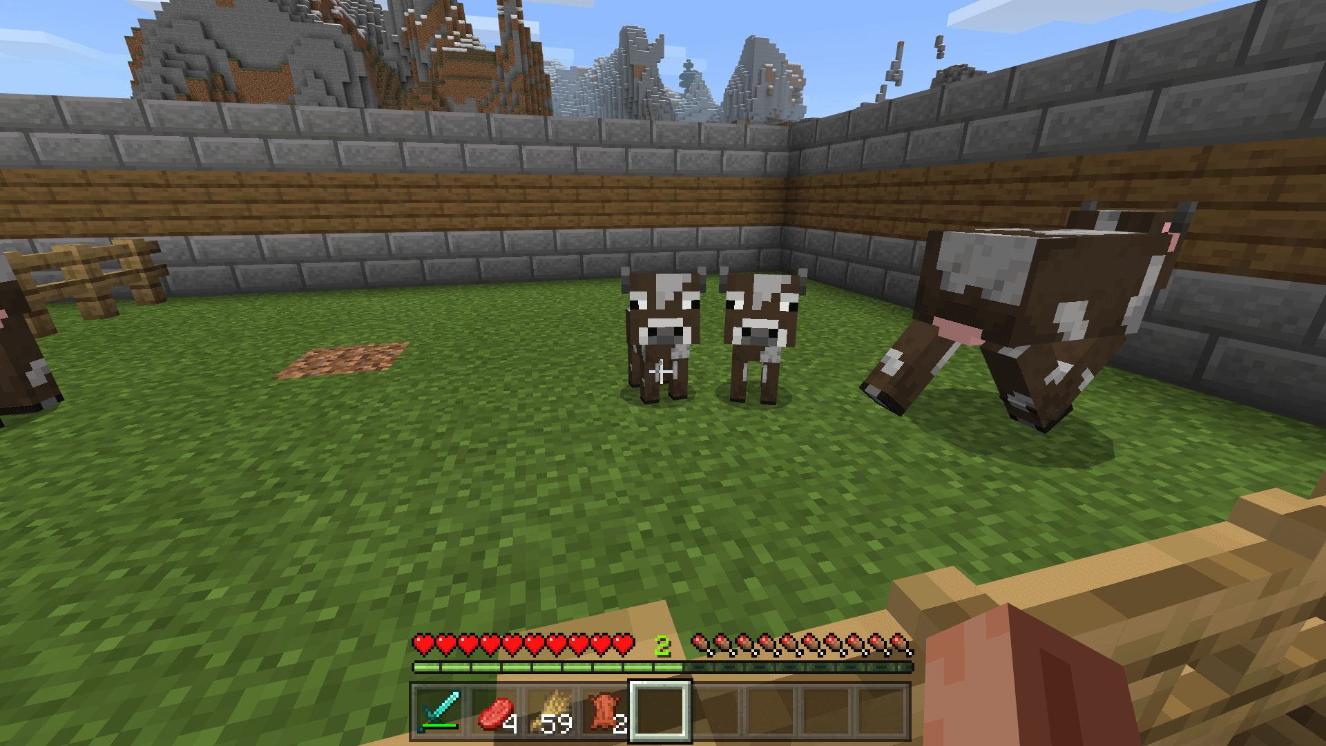 How To Get Leather In Minecraft