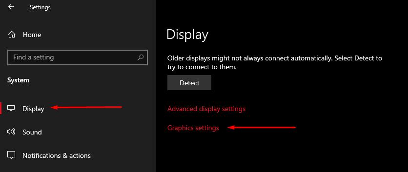 Fallout 4 Black Screen Fix - Setting Primary GPU.